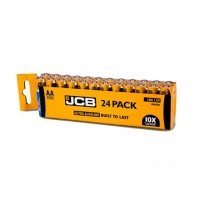 24 x JCB AA ULTRA Alkaline Batteries 1.5V LR6 MN1500 NEW Built to Last