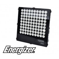 100w Energizer Heavy Duty LED Flood Light (Day White 6500k)