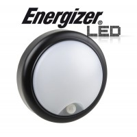 Energizer 15W LED Security Light with PIR Motion Detect (4000k) Round