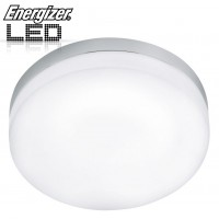 ENERGIZER LED Slim Line Ceiling Light or Bathroom 18W (Natural/Cool White 4000k)