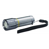 Energizer LED HD Vision Performance Metal Flashlight Torch