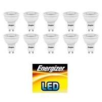 Energizer 5W GU10 LED Spot Light (Warm White 2700k) 12 Pack