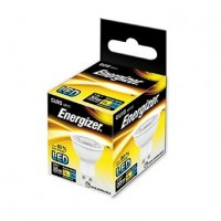 Energizer 3.6w (35w) GU10 LED Spot Light 250LM (Warm White 3000k) 6 Pack