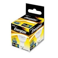 Energizer 5w (50w) GU10 LED Spot Light 370LM (Cool White 6500k) 6 Pack