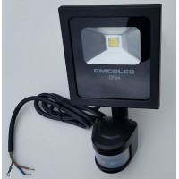 10w Small LED Security Flood Light with PIR Motion Detect
