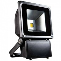 100w Heavy Duty LED Flood Light (Cool White 6000k)