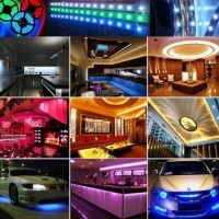 LED Colour Changing Strip Light Kit 1000cm (Mains Plugin)