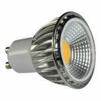 LoNRG 5w GU10 LED Wide Angle Spot Light (Warm White 3000k)