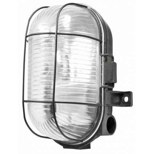 Under Cabinet Led Strip Light Fitting 5w Warm White 303mm: Outdoor Caged Wall Light Energizer LED 6W