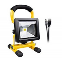 LED Rechargeable Portable Slimline Work Lamp 10W IP54