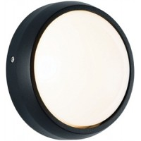 Decorative Black Bulkhead - Energizer 6W LED