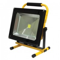 LED Rechargeable Portable Slimline Work Lamp 20W IP54